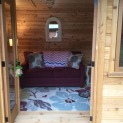 bala bunkie 10x10 home studio with french double doors in Minesing Ontario. ID number 196153-4