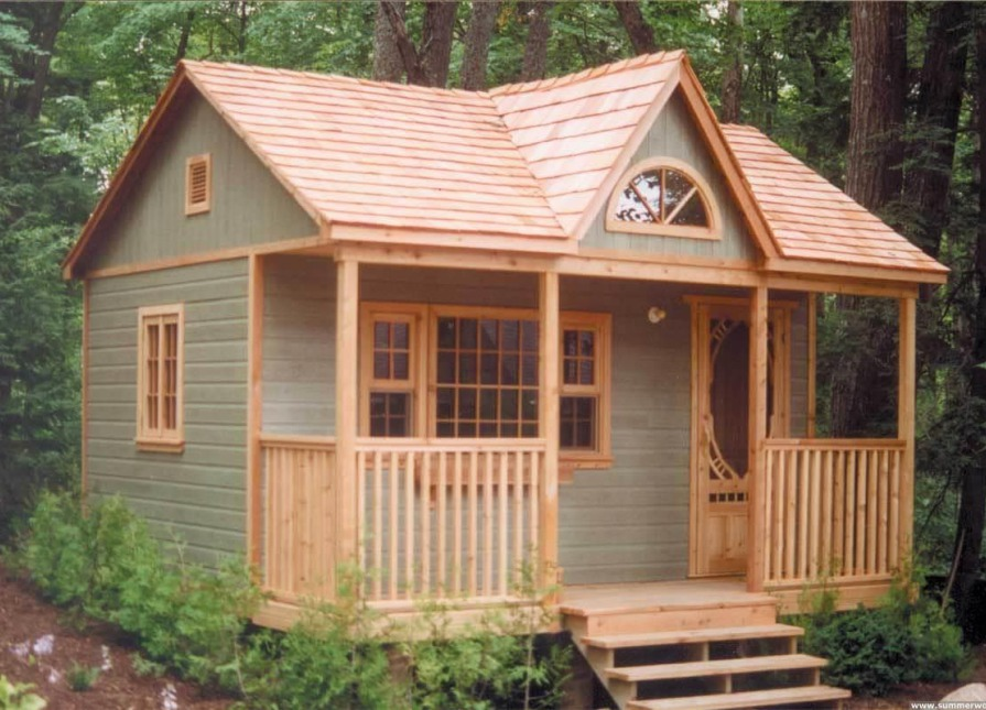 14 X 16 Canmore Cabin