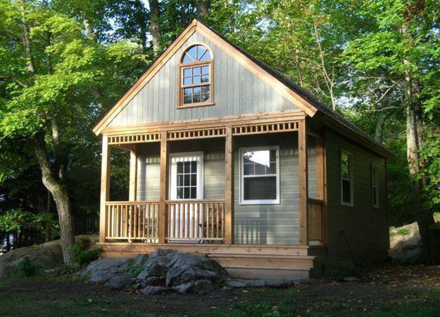 16' x 24' Cheyenne Cabin in Bobcaygeon, Ontario