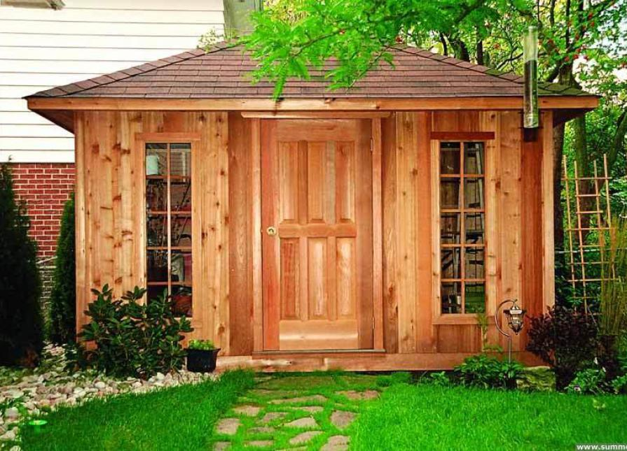 8 X 12 Sonoma Shed In Columbus Oh