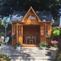 Copper creek 8x10 garden shed with double door in Toronto Ontario. ID number 217231-1