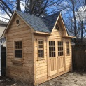 Copper creek 8x10 garden shed with double door in Toronto Ontario. ID number 217231-3