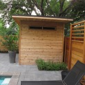 Cedar Dune 8 x 12 garden shed with double door in Toronto Ontario. ID number 111727-4