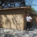 Cedar Dune 8 x 12 garden shed with double door in Toronto Ontario. ID number 111727-5