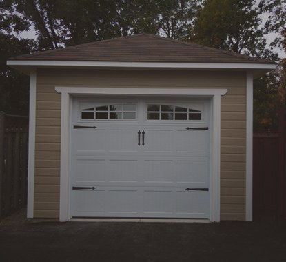 Prefab Garage Kits & Packages | Summerwood Products