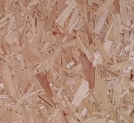 Oriented Strand Board (OSB) Siding (Vertical)