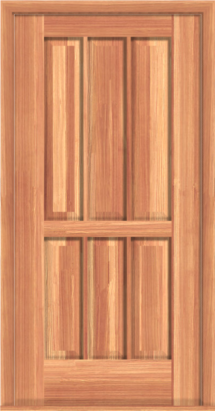 D7 Solid Deluxe Single Door