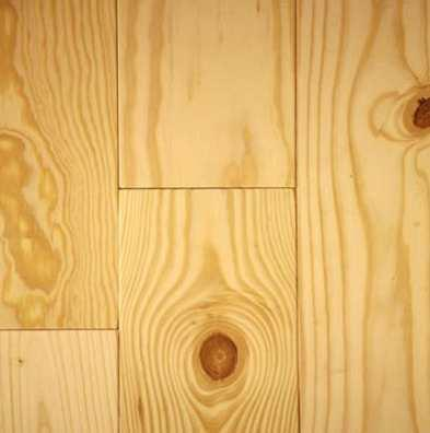 Interior Pine Wall Finish (Tongue & Groove)