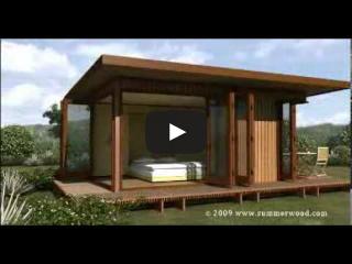 Summerwood Prefab Precut Kits Garden Sheds Cabins