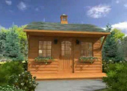 Shed Take A 3D Tour Garden Setting Summerwood