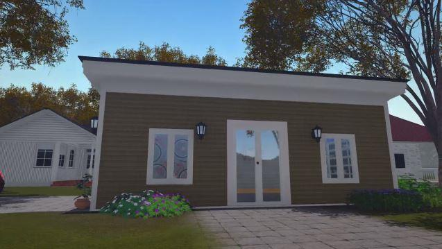Urban Garage Take A 3D Tour Khaki Canexel Summerwood
