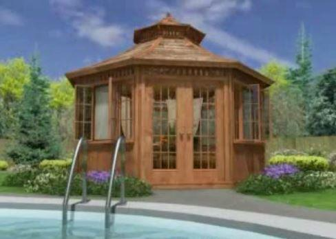 Gazebo Take A 3D Tour Summerwood