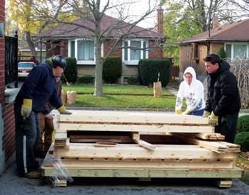 Assembly help building DIY Summerwood