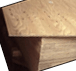 "1/2"" Spruce Plywood material Summerwood"