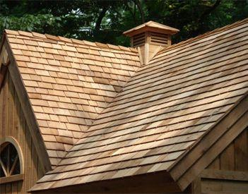 Cedar Shingles material finish Summerwood