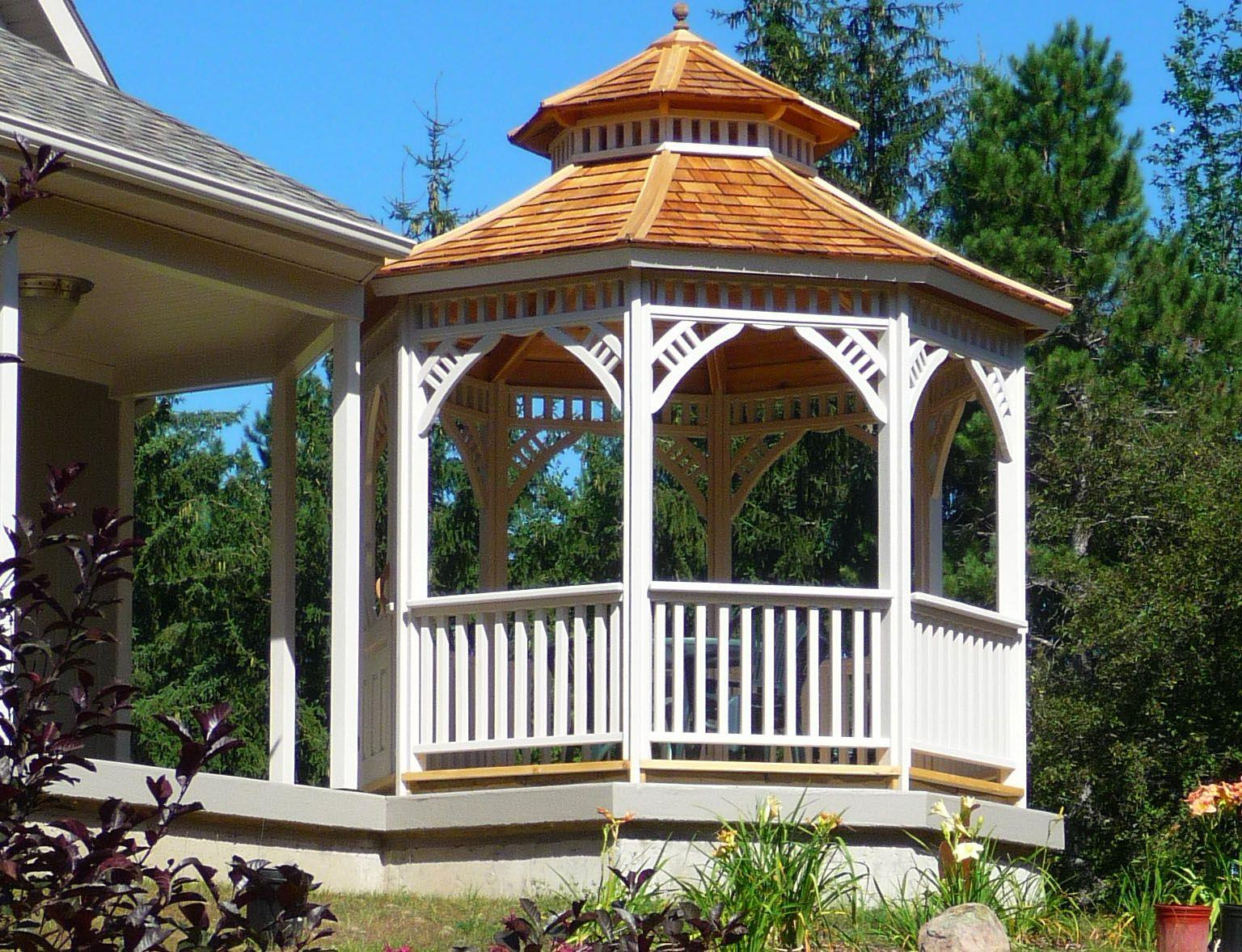 Victorian gazebo photo contest honorable mentions Summerwood  ID Number 192172