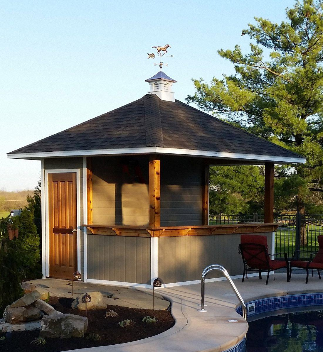 Barside pool cabana photo contest honorable mentions Summerwood  ID Number 194252