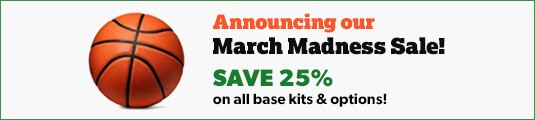 summerwood march madness sale diy kits cabins sheds cabanas