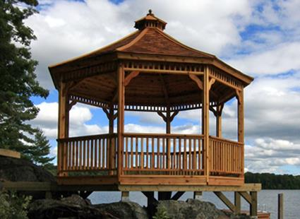 Other Considerations when Shopping for Gazebos