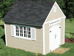 Shed roofing information asphalt Summerwood ID number 34665