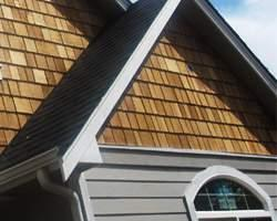 Shingle Siding Materials Summerwood