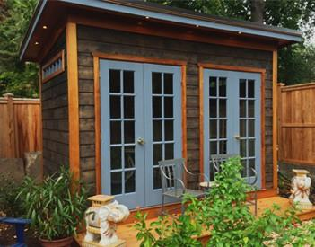 Shed staining information semi-transparent Summerwood ID number 178883