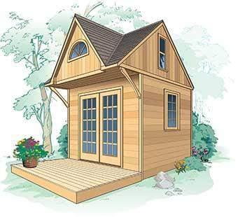 Bala Bunkie Cabins Summerwood Products