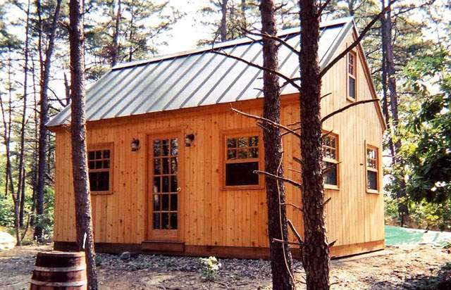 Breckenridge Cabins Summerwood Products