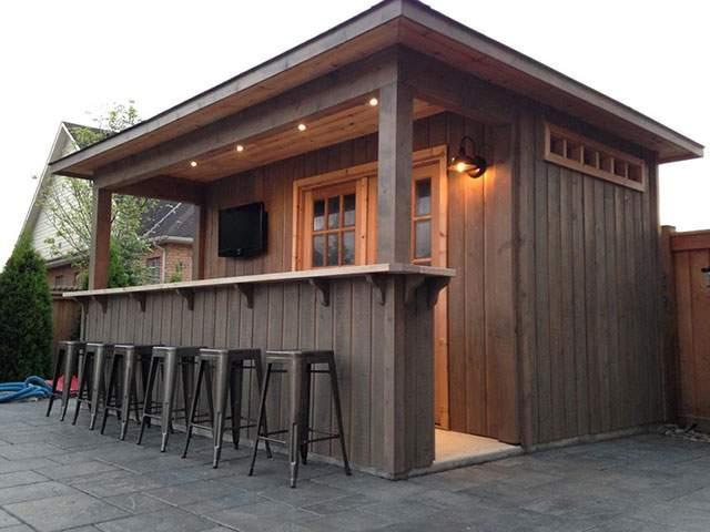 Barside Pool House Summerwood