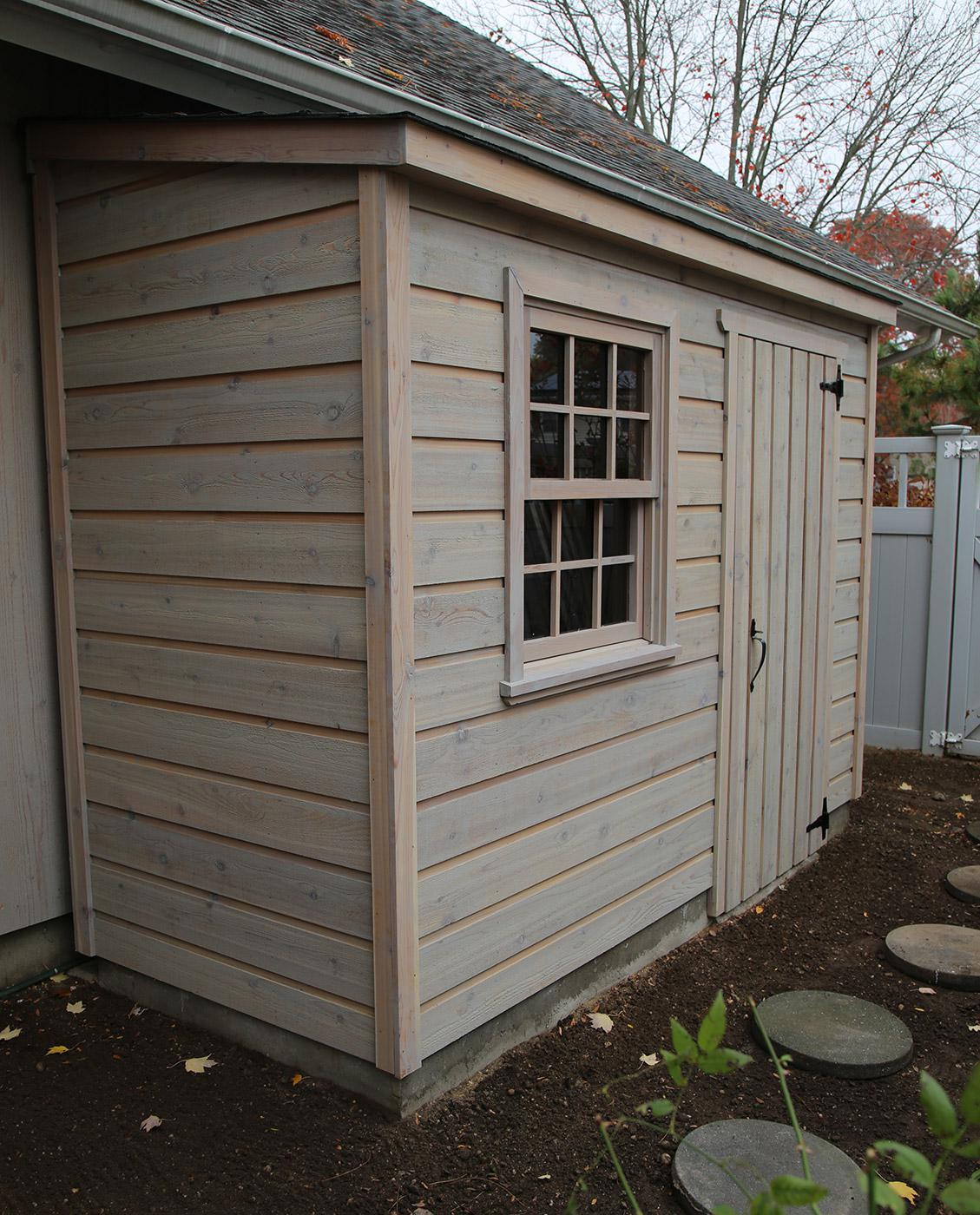 extra overhang drawing detail sarawak with an extra overhang - Garden Sheds Madison Wi