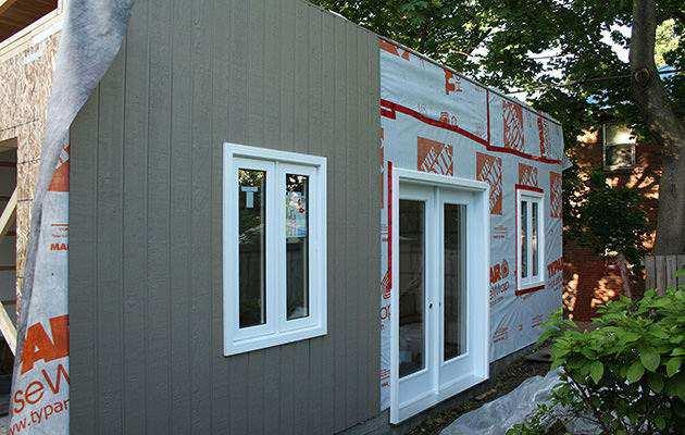 Urban Garage Design Summerwood