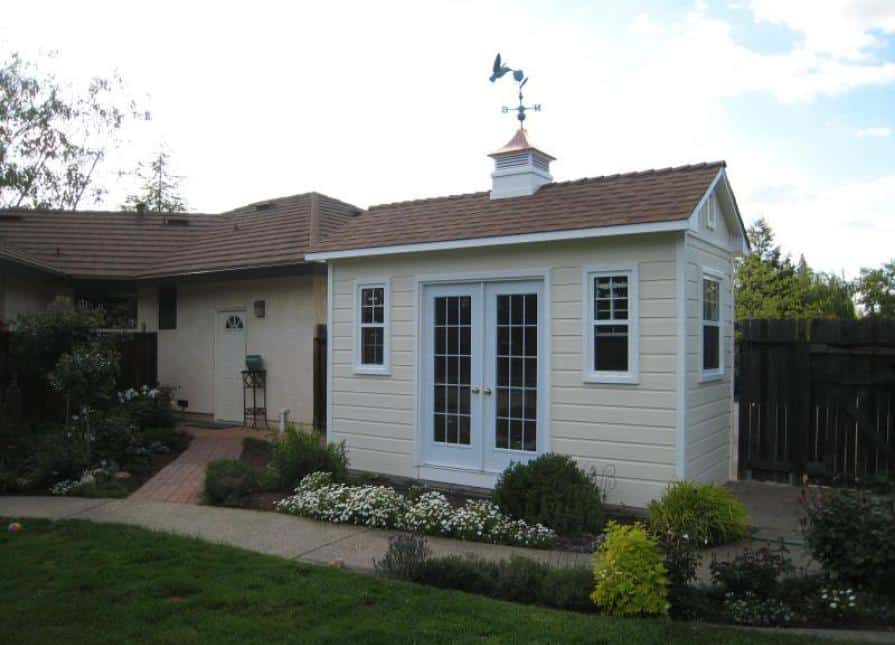 6' x 14' Palmerston Garden Shed - Summerwood Products