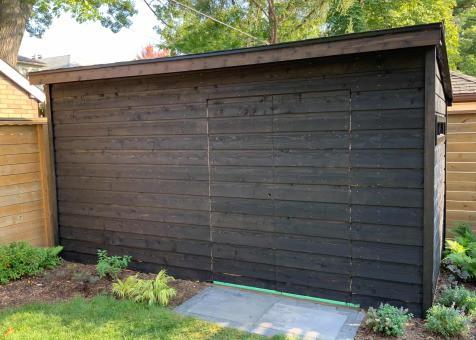 Sarawak Concealed Doors Backyard - Summerwood Products