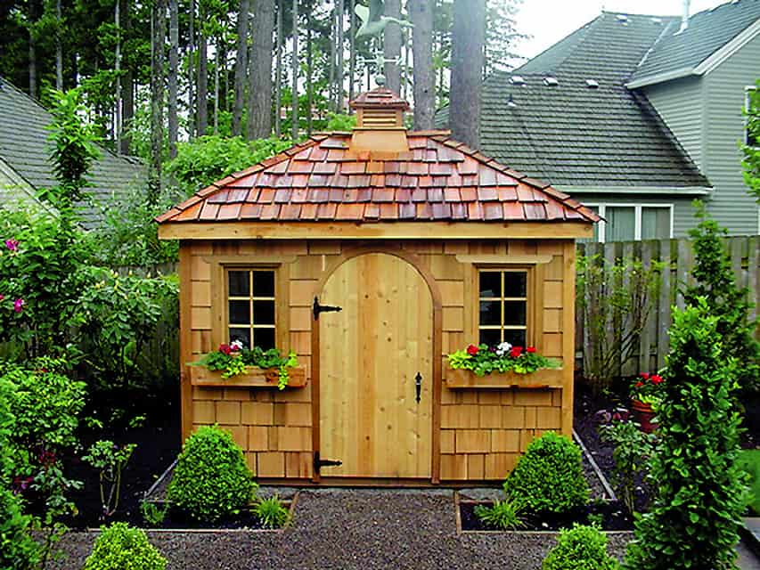 Gardening Shed - Summerwood Products