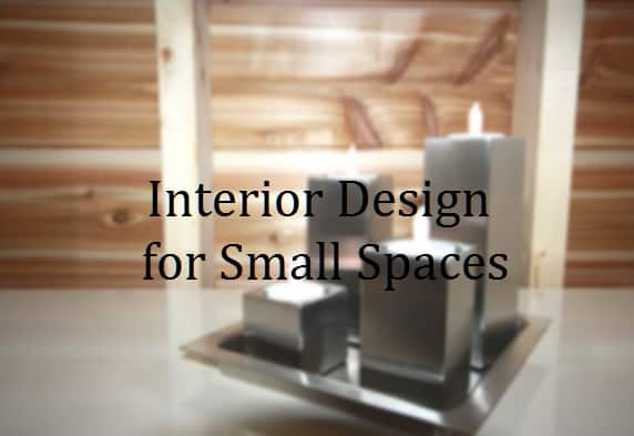 Interior Design for Small Spaces | Summerstyle