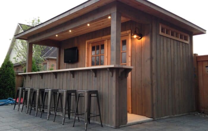 Your Guide to Building the Perfect Pub Shed - Summerwood Products