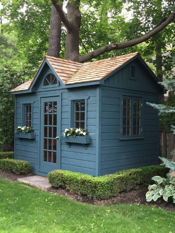 Subterranean Space Garden Backyard Huts Cabins Sheds For Palmerstonshedkitnorthyorkontario1899321 How To Paint Your Shed Garage Or Cabin Summerstyle