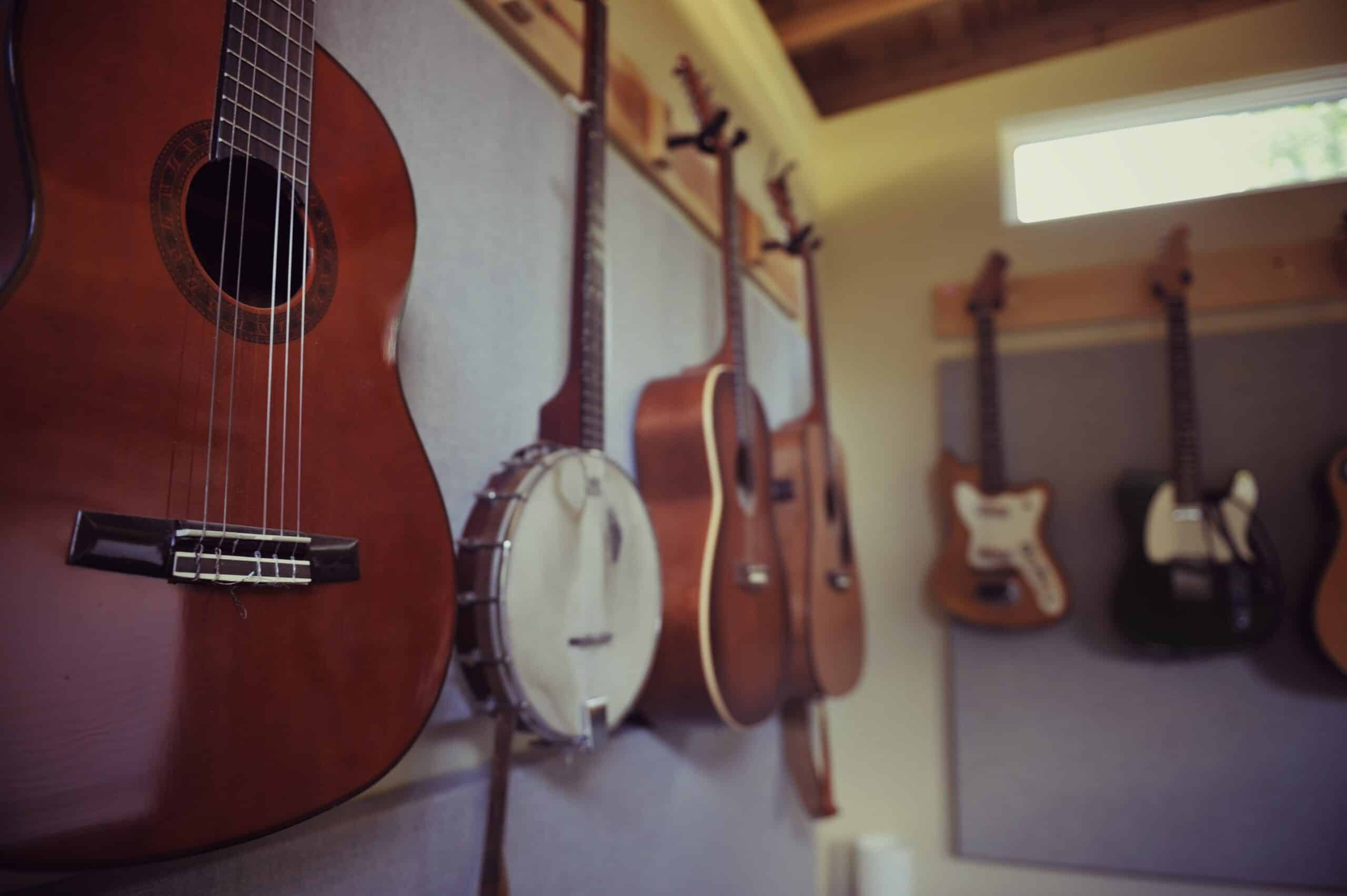 The Urban Studio Meets Music - Summerwood Products