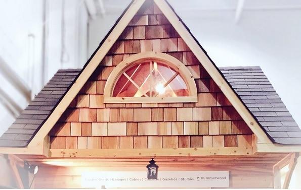 Cottage Bunkie Dormer - Summerwood Products