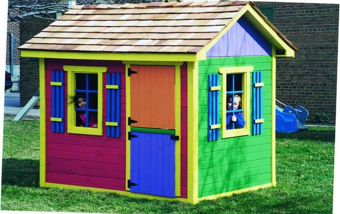 Tips and Ideas: Playhouses - Summerwood Products