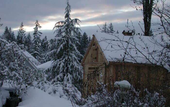 Small comfy Cozy Cabins - Summerwood