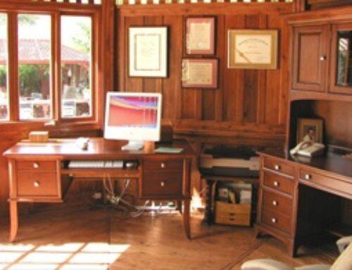 10 Home Office Design Tips