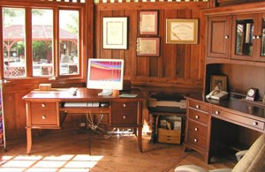 10 Home Office Design Tips - Summerwood Products