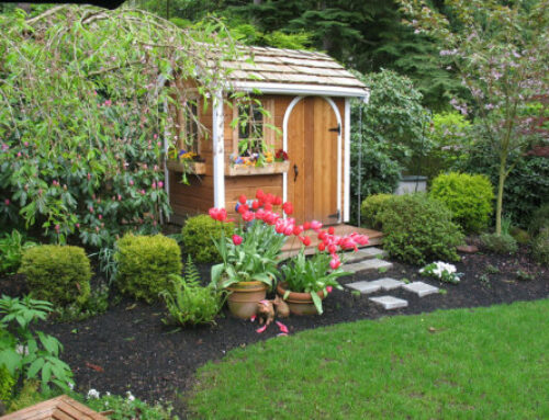 Tips And Ideas For Helping To Build The Perfect DIY Shed
